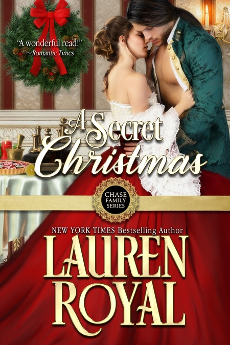 [Cover of A Secret Christmas]