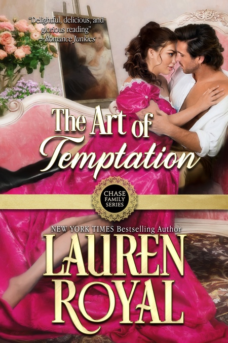 [Cover of The Art of Temptation]