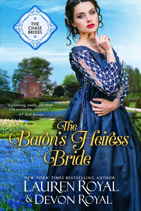 [Cover of The Baron's Heiress Bride]